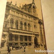 Postales: ESPANA CASINO DE MADRID FOTOTIPIA J ROIG 1910. Lote 277405348