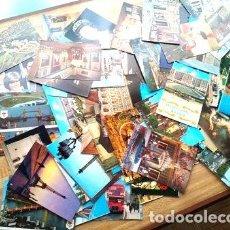 Postales: LOTE POSTALES ANTIGUAS EUROPA 100. Lote 277409043