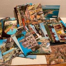 Postales: LOTE DE 160 POSTALES ESPAÑA AÑOS 60. Lote 277763888