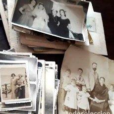 Postales: LOTE DE MAS DE 740 FOTOS ANTIGUAS150 POSTALES TODO JUNTO M. Lote 278856098