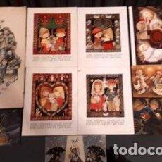 Postales: 11 POSTALES JFERRANDIZ TEMATICA NAVIDENA LOTE 3. Lote 278857753