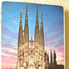 Postales: POSTALES UNIDAS ACORDEON BARCELONA 21 UD 11 X 8 CM. Lote 278858783