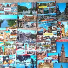 Postales: POSTALES ESPANA SIN USAR 21 UD DIFERENTES. Lote 278865338