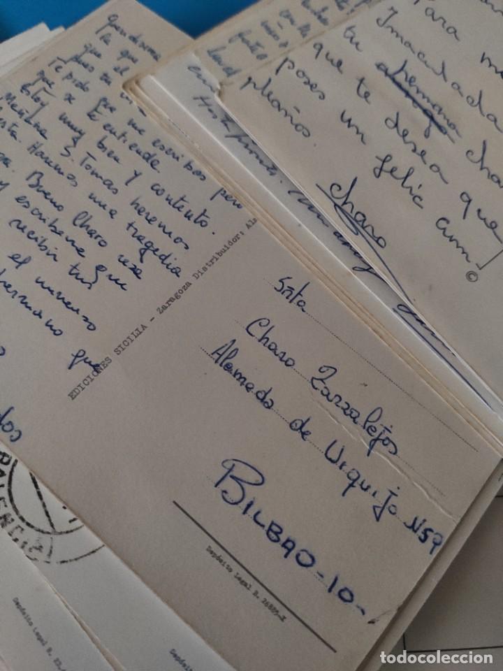 Postales: Postales saga familiar Jose Antonio ZARZALEJOS - Foto 2 - 287591138