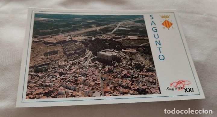 SAGUNTO (Postales - España - Sin Clasificar Moderna (desde 1.940))
