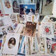 Postales: LOTE DE 150 POSTALES COLECCION HISTORIA GRAFICA SIGLO XX , NUEVAS PERFECTAS. Lote 288012878