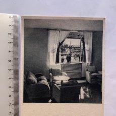Postales: POSTAL. D. G. T. ALBERGUES DE CARRETERA. H. R.. Lote 288026433