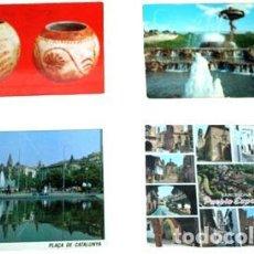 Postales: LOTE POSTALES ESPANA BARCELONA MADRID MUSEO ARQ IBIZA. Lote 288294828