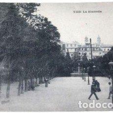 Postales: ANTIGUA POSTAL VIGO LA ALAMEDA ESPANA. Lote 288295298