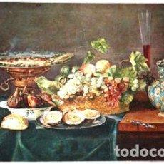 Postales: POSTAL MUSEO DEL PRADO PINTURA MESA F YKENS. Lote 288295488