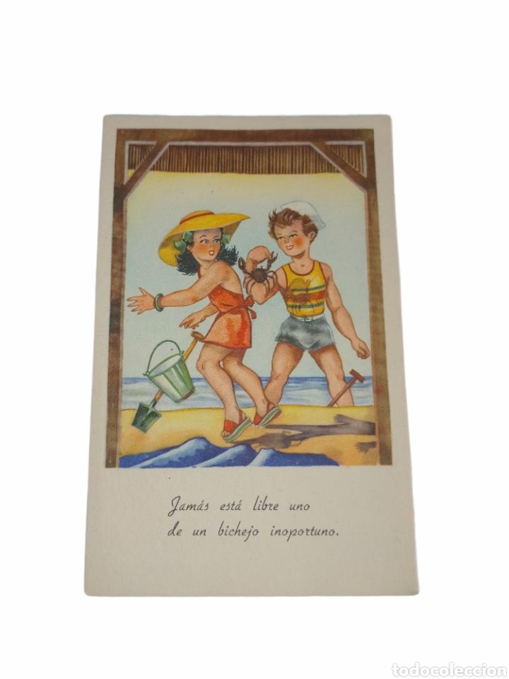 POSTAL VINTAGE (Postales - España - Sin Clasificar Moderna (desde 1.940))