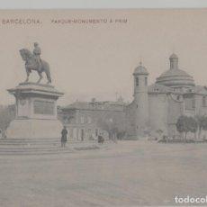 Postales: LOTE A-POSTAL ESPECIAL AÑO 1968 ESPAÑA BARCELONA UNION POSTAL UNIVERSAL MEDIDAS 12X9. Lote 288905738