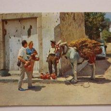 Cartoline: BURRO BOTIJERO - P66068. Lote 292055993