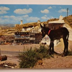Cartoline: BURRO - VENTA DE CERÁMICA - P66069. Lote 292056253