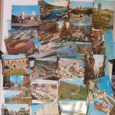 Postales: LOTE DE 110 POSTALES ESPAÑOLAS AÑOS 60/70. Lote 293352993