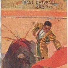 Postales: TEMA -POSTALES -POSTAL-TOREROS CELEBRES-TEMA TOROS-C.RUANO LLOPIS-ESCRITA Y SIN SELLO-MADRID.-M. Lote 295020608
