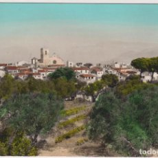 Cartoline: RIUDOMS. VISTA GENERAL. ESCRITA AL DORSO. Lote 295651988