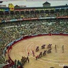 Postales: POSTAL TAURINA, FIESTA BRAVA PASEILLO DE LA CUADRILLA. RO FOTO. CIRCULADA 1967. Lote 296912213