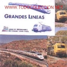 Postales: 7-7. POSTALES FERROCARRILES. SERIE COMPLETA. Lote 4535119