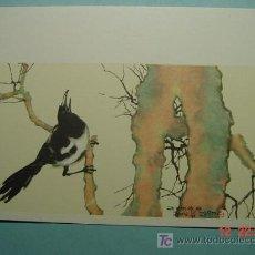 Postales: 3412 CHINA CHINE PRECIOSA CARTULINA MAS EN MI TIENDA TC COSAS&CURIOSAS. Lote 32725689
