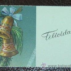 Postales: TARJETA FELICITACION C.Y Z.- FELICIDADES- REF.563/B. Lote 8646114