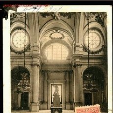 Postales: TARJETA POSTAL DE LA COLECCION CÁNOVAS, SERIE H. Nº 8. - SALON DE COLUMNAS. Lote 17090916