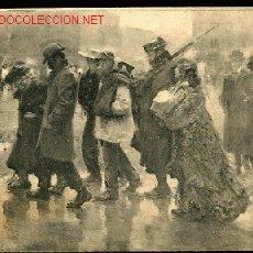 Postales: TARJETA POSTAL DELA COLECCION LACOSTE Nº20- MEZQUITA - CUERDA DE PRESOS. J. LACOSTE,MADRID. Lote 12841994