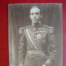 Postales: S.M. EL REY ALFONSO XIII. Lote 12675483