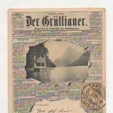 Postales: PERIODICO DER GRÜTLIANER. . Lote 13483474