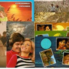 Postales: LOTE 11 POSTALES ROMÁNTICAS DE CY Z, VIKINGO, PERLA Y SAVIR AÑOS 70-80 PAREJAS DE NOVIOS. Lote 17296480