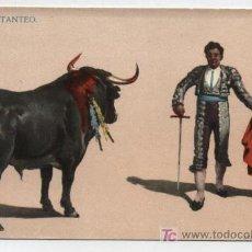 Postales: PASE DE TANTEO. I.G.HATTON. MÉXICO. ANTERIOR A 1906. Lote 18055893