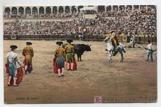 SUERTE DE VARA Nº 5. P. & CO., MCHN. SERIE 56. (Postales - Postales Temáticas - Especiales)