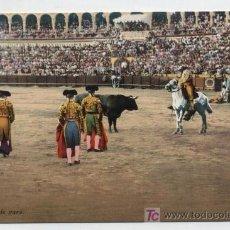 Postales: SUERTE DE VARA Nº 5. P. & CO., MCHN. SERIE 56.. Lote 18056344