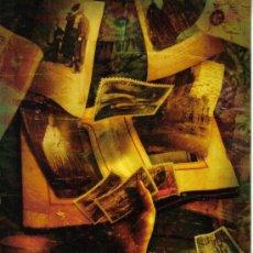 Postales: POSTAL UN COFRE DE RECUERDOS DE ALEJANDRO TERAN CARTE POSTALE POSTCARD . Lote 19548985