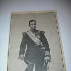Postales: S.M. EL REY ALFONSO XIII (SIN CIRCULAR). Lote 26767445