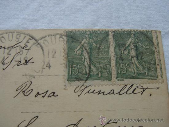 Postales: DETALLE DE LOS SELLOS - Foto 3 - 26492366