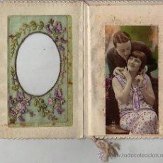 Postales: MUY BUENA Y BONITA POSTAL MODERNISTA - ESCRITA EN 1929 . Lote 27803097