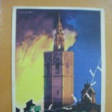 Postales: VALENCIA - FALLAS - AÑO 1957. Lote 30825111