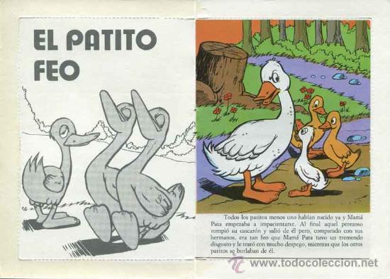 Postales: Postal cuento - el patito feo - Novacard - Valladolid - Foto 2 - 31540573