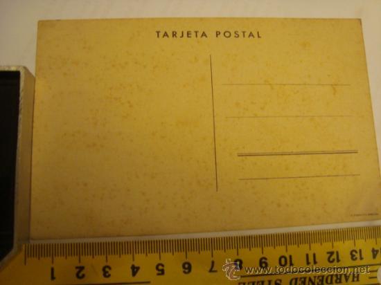Postales: antigua tarjeta postal sirbin barcelona n 8 la estocada - Foto 2 - 32205553