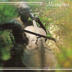 Postales: MONTSERRAT, MONUMENTO A PAU CASALS - ESCUDO DE ORO Nº 22 - NUEVA. Lote 32493368