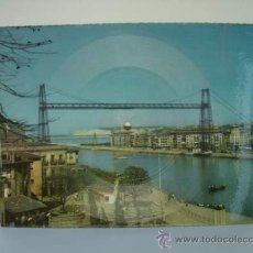 Postales: TARJETA POSTAL-DISCO FONOSCOPE PORTUGALETE. Lote 32504125