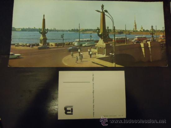 ANTIGUA POSTAL 1980 GIGANTE PANORAMICA 36 X 16 CM DE COLECCION VER MAS (Postales - Postales Temáticas - Especiales)
