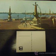 Postales: ANTIGUA POSTAL 1980 GIGANTE PANORAMICA 36 X 16 CM DE COLECCION VER MAS. Lote 35167603
