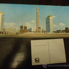 Postales: ANTIGUA POSTAL 1980 GIGANTE PANORAMICA 36 X 16 CM DE COLECCION VER MAS. Lote 35167611