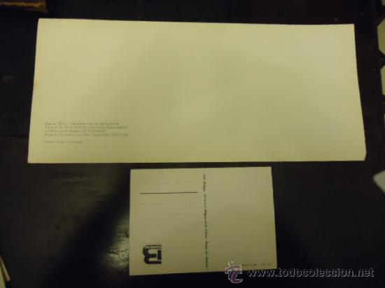 Postales: antigua postal 1980 gigante panoramica 36 x 16 cm de coleccion ver mas - Foto 2 - 35167598
