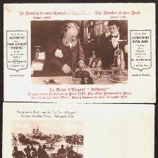 Postales: POSTAL * RESTAURANT LA TOUR D ' ARGENT FRÉDÉRIC * PARIS. Lote 36557027