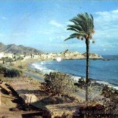 Postales: POSTAL SONORA FONOSCOPE CON VISTA GENERAL DE BENIDORM - ALICANTE. Lote 145725646