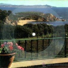 Postales: POSTAL SONORA FONOSCOPE LA COSTA BRAVA - GERONA. Lote 36646843