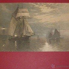 Postales: BONITA Y ORIGINAL POSTAL - C.W. FAULKNER & CO. LTD. LONDON - SERIES 1605 - SIN CIRCULAR -. Lote 40481239